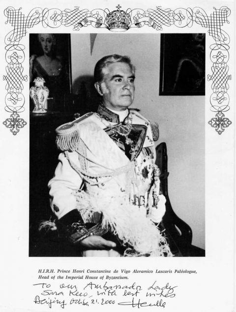 Malta - Prince Henri